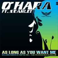 GAZ007 | O'Hara feat Scarlet - As Long As You Want Me