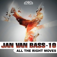 GAZ015 | Jan Van Bass-10 - All The Right Moves