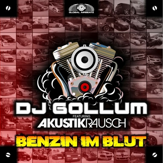GAZ016 | DJ Gollum feat Akustikrausch – Benzin Im Blut
