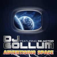 GAZ019 | DJ Gollum feat Re-Actor - Advertising Space