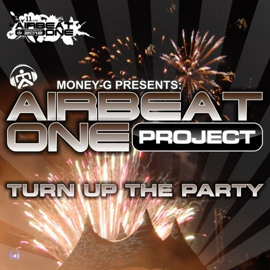 GAZDIGI017 | Airbeat-One Project – Turn Up The Party Master