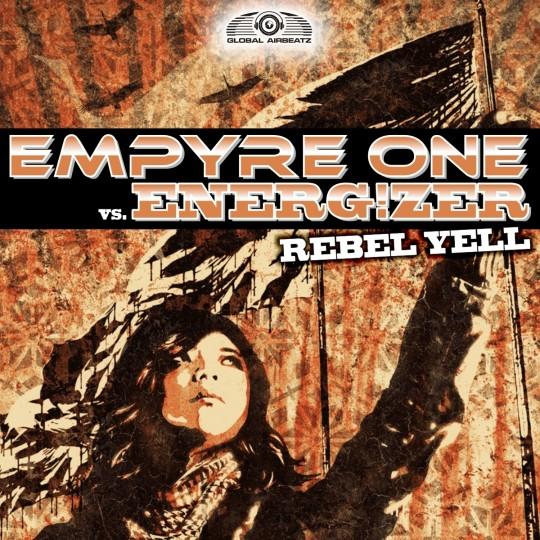 GAZ010   Empyre One vs Energ!zer – Rebel Yell