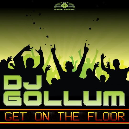 GAZ014 | DJ Gollum – Get On The Floor