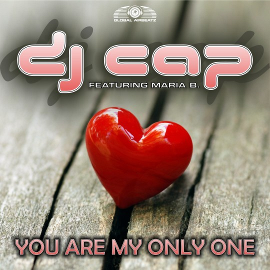 GAZ046 I DJ Cap feat. Maria B. – You are my only one