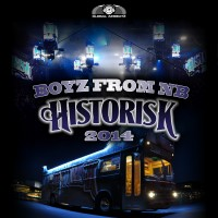 GAZ054 I Boyz from NB - Historisk 2014