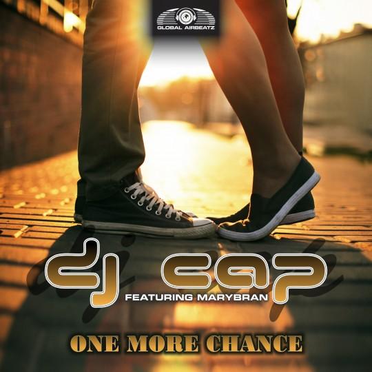 GAZ063 I  DJ Cap feat MaryBran – One more chance