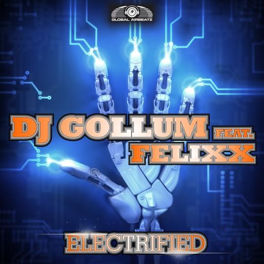 GAZ064 | DJ Gollum feat. Felixx – Electrified