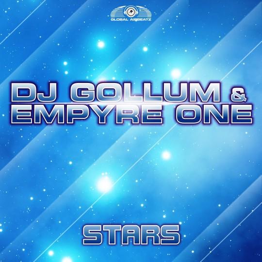 GAZ056 I  DJ Gollum & Empyre One – Stars