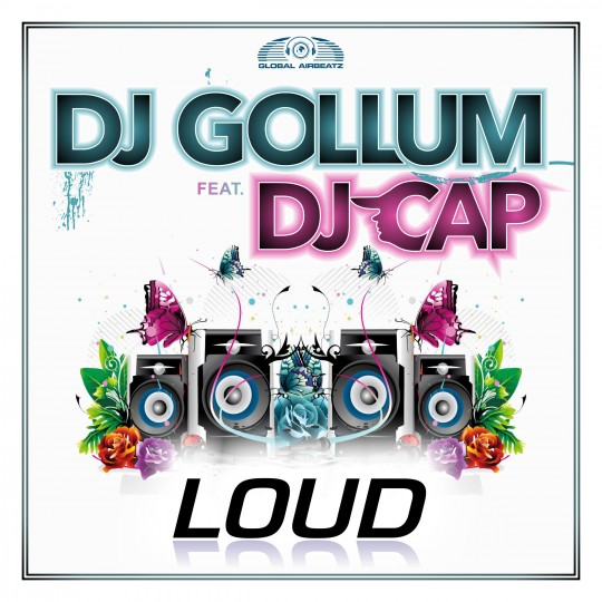 GAZ083 I DJ Gollum feat. DJ Cap – Loud