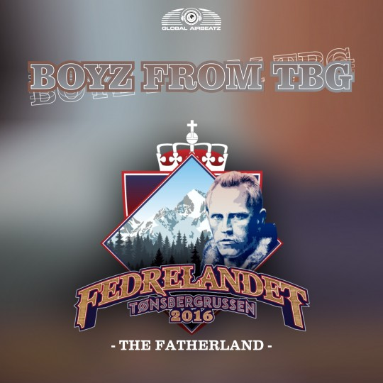 GAZ084 I Boyz From TBG – The Fatherland