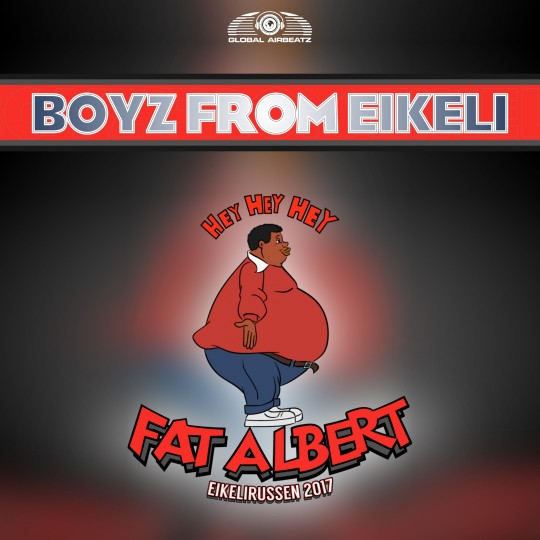GAZ085 I Boyz From Eikeli – Fat Albert