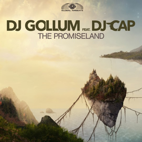 GAZ098 I DJ Gollum feat. DJ Cap – The Promiseland