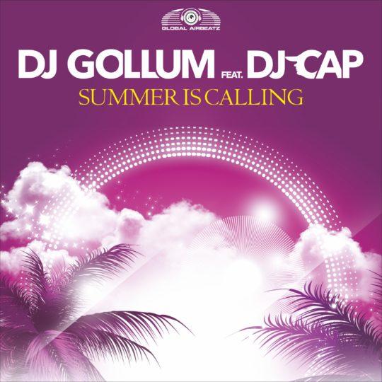 GAZ108I DJ Gollum feat DJ Cap – Summer is calling