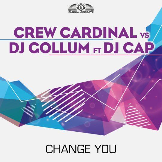 GAZ127 I Crew Cardinal vs. DJ Gollum feat. DJ Cap – Change you