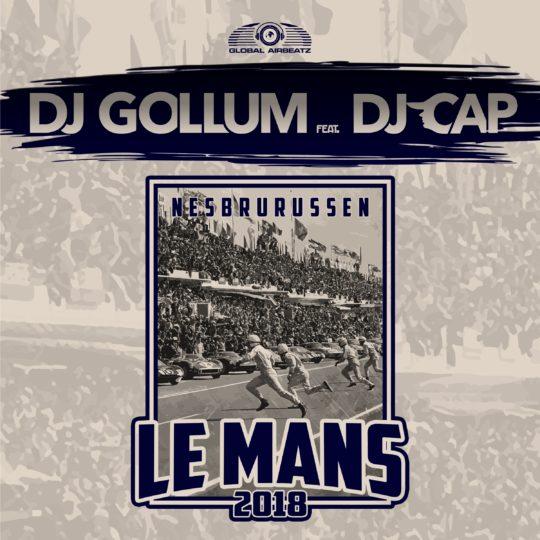 GAZ128 I DJ Gollum feat. DJ Cap – Le Mans (Nesbru)