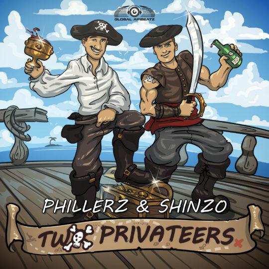 GAZ160 I Phillerz & Shinzo – Two Privateers