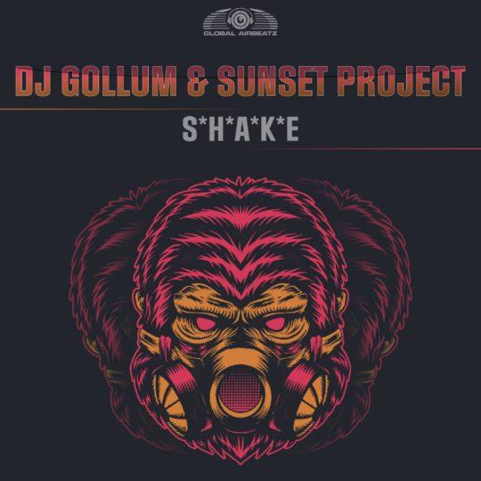 GAZ165 I DJ Gollum & Sunset Project – Shake