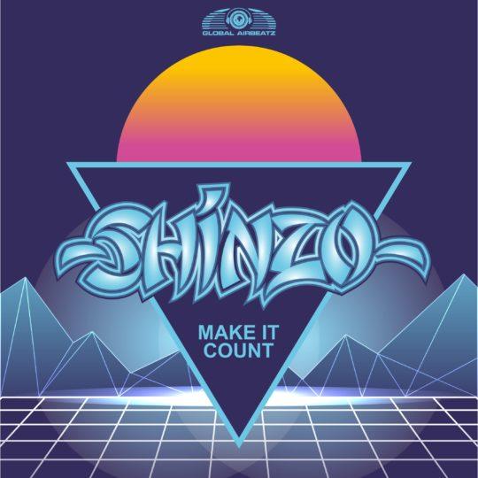 GAZ168 I  Shinzo – Make It Count