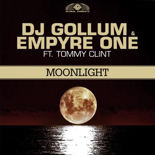 GAZ154 I DJ Gollum & Empyre One feat. Tommy Clint – Moonlight