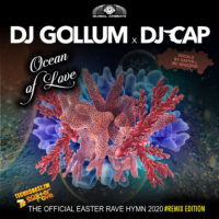 GAZ186R I DJ Gollum & DJ Cap – Ocean of Love (Remix Edition)
